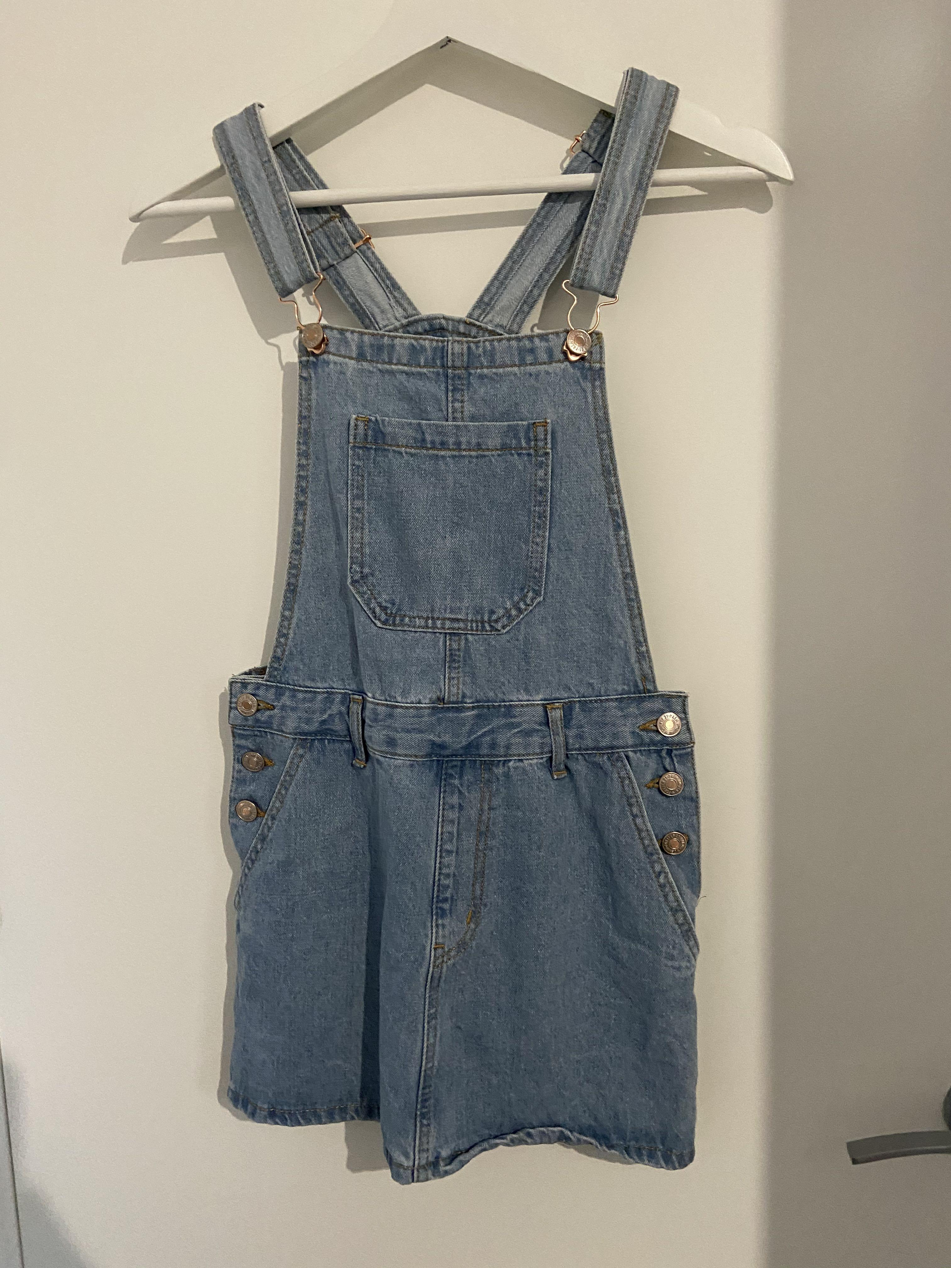 BNWT Forever 21  size small overall dress pinafore