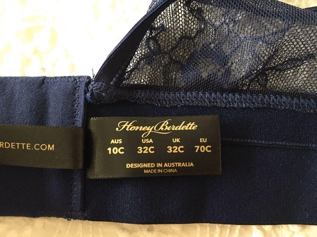 💙Brand new with tags Belinda Navy Set Honey Birdette💙