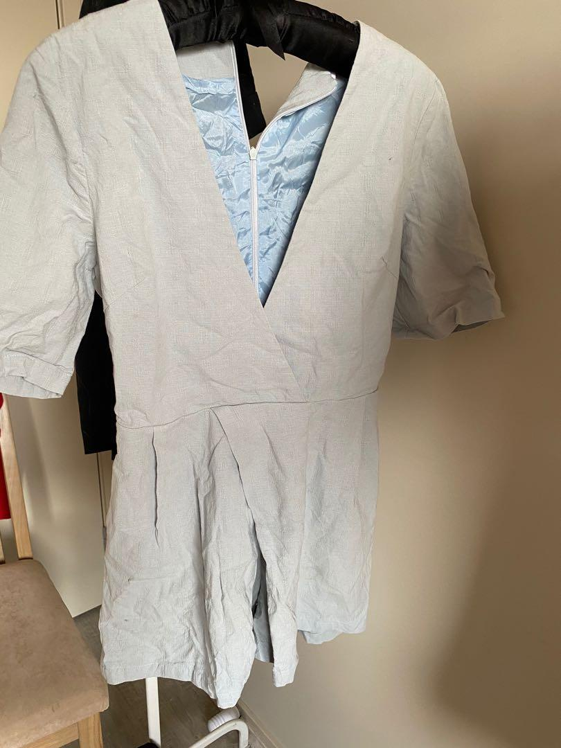 Bulk NEW small 10 ladies summer top playsuit Zara marcs forever new $750+ Small 8