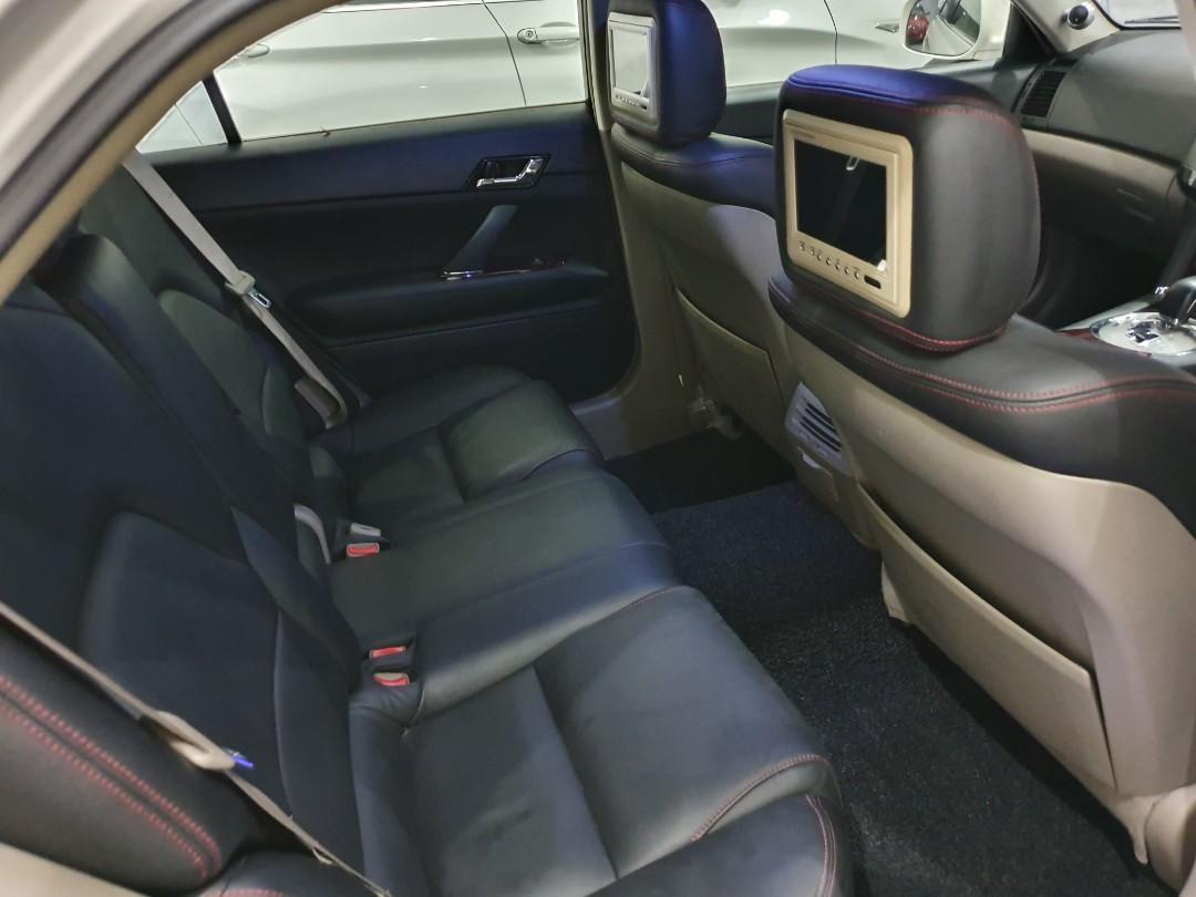Cheapest!!! Toyota Mark X 2.5A - Grab / Go-Jek / Personal Usage Rental