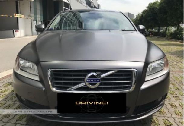 For Rental: Volvo S80 T5
