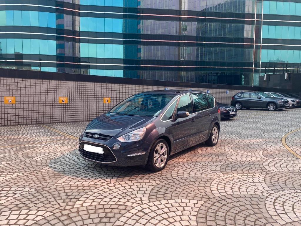 Ford S-Max 2.0 Auto
