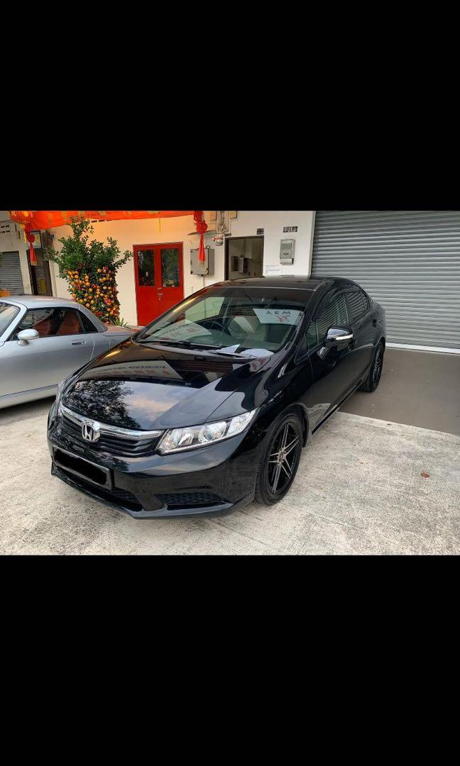Honda Civic 1.6 Sedan i-VTEC (A)