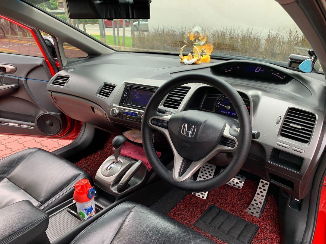 Honda Civic 1.8L 5AT Auto