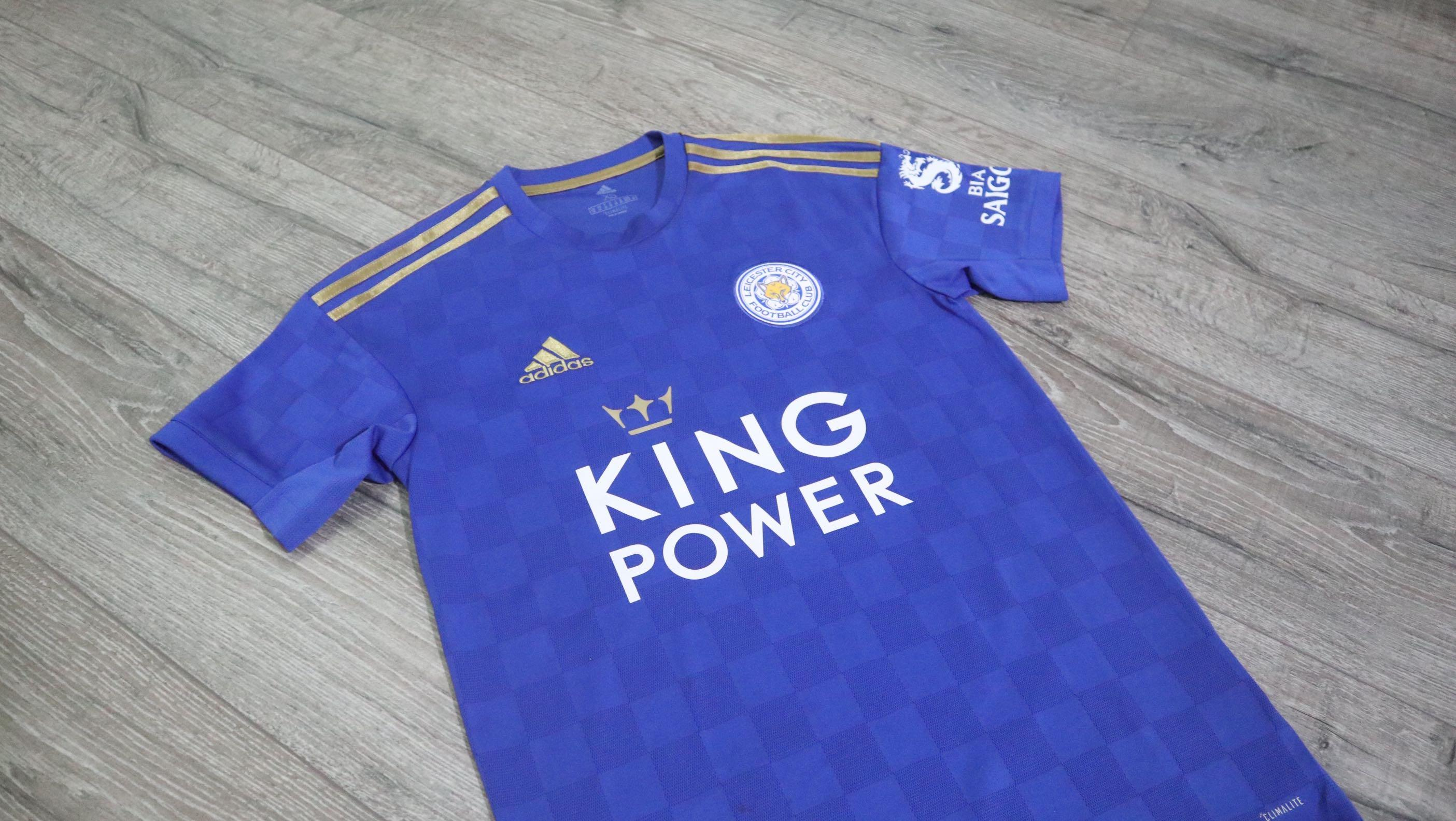 Leicester City Jersey 19 20 Home Kit Men S Fashion Clothes Tops On Carousell