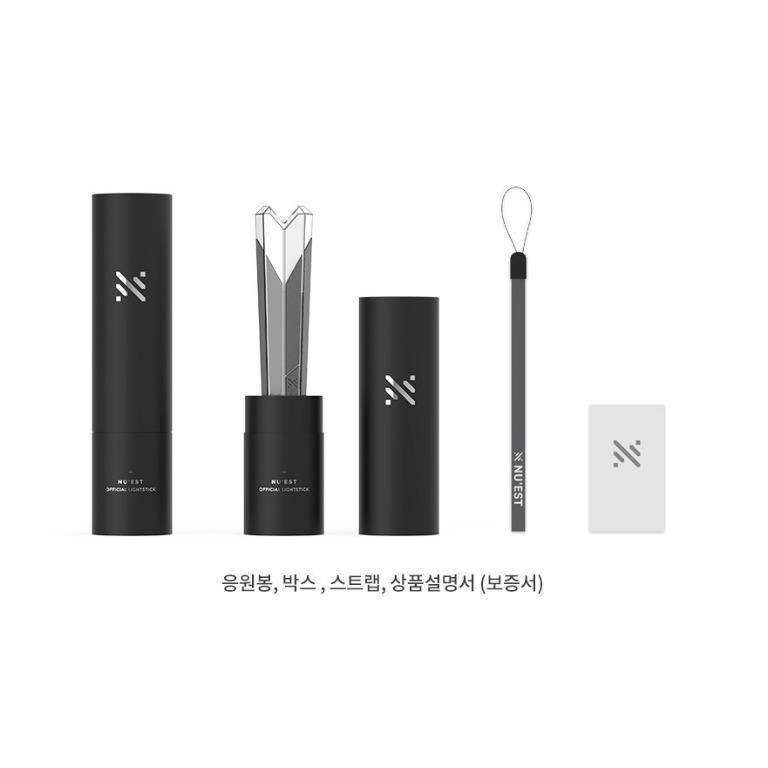 Lightstick (EXO/NCT/Red Velvet/Sunmi/NUEST/Super Junior/SuperM/GFriend/Victon)
