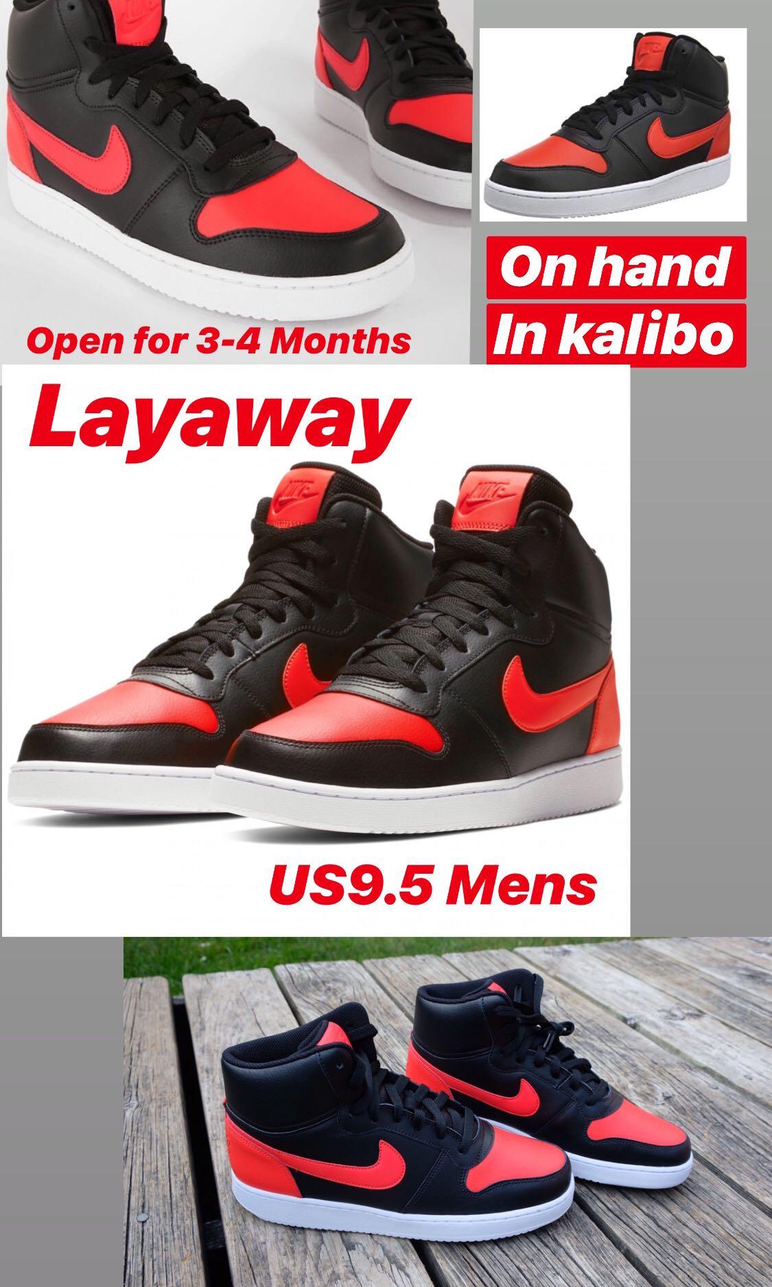 Nike High cut Shoes, Men's Fashion