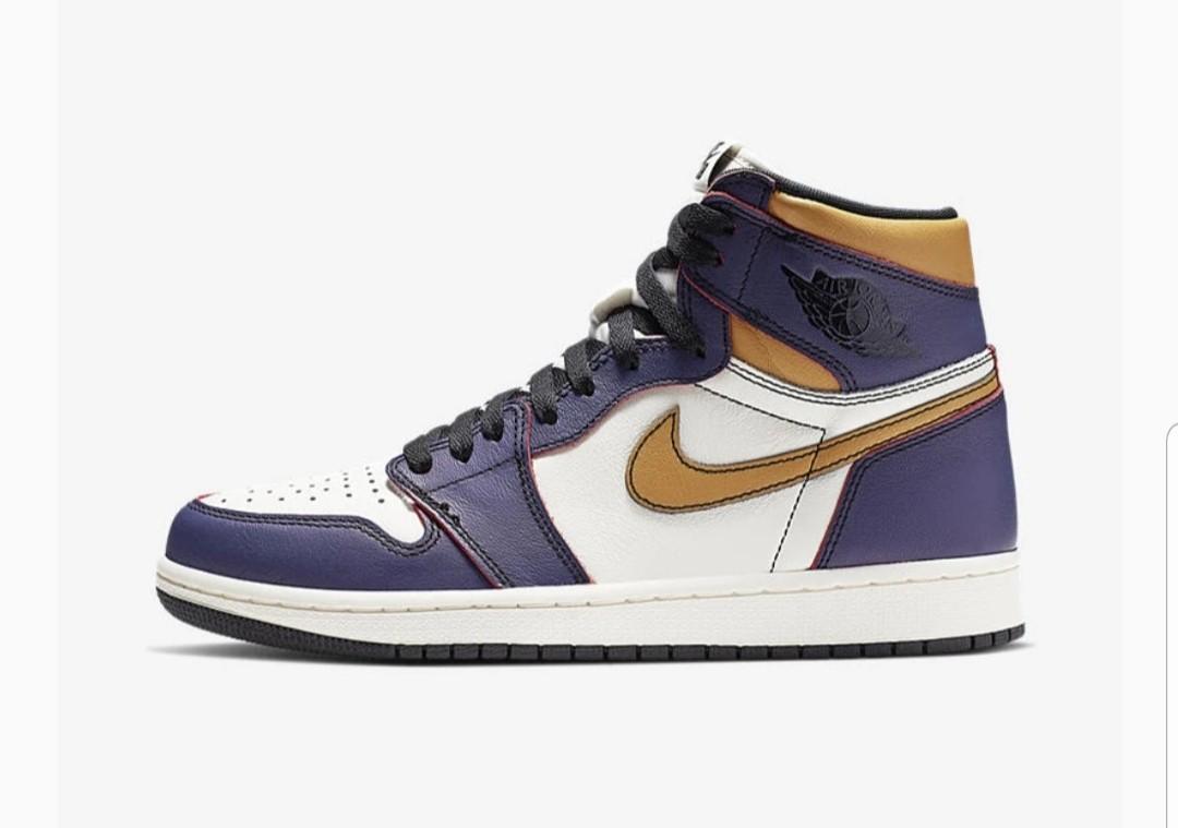 Nike Jordan 1 La to Chicago, Men's