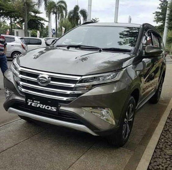 PROMO AWAL TAHUN Daihatsu Terios DP MURAH mulai 17 jutaan