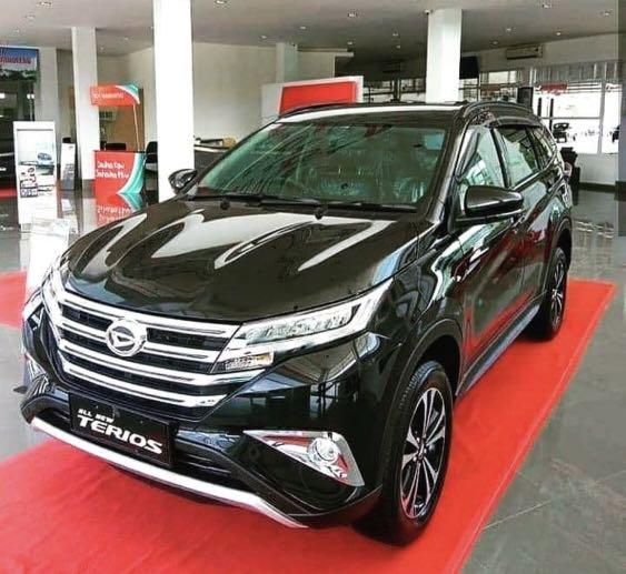 PROMO DP MURAH Daihatsu Terios mulai 17 jutaan. Daihatsu Pamulang