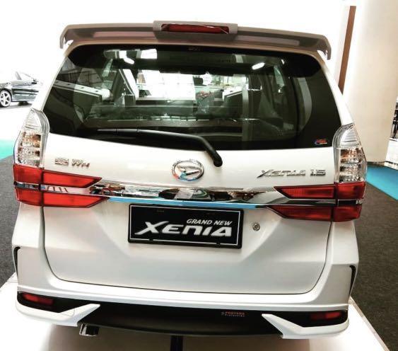 PROMO DP MURAH Daihatsu Xenia mulai 15 jutaan. Daihatsu Pamulang