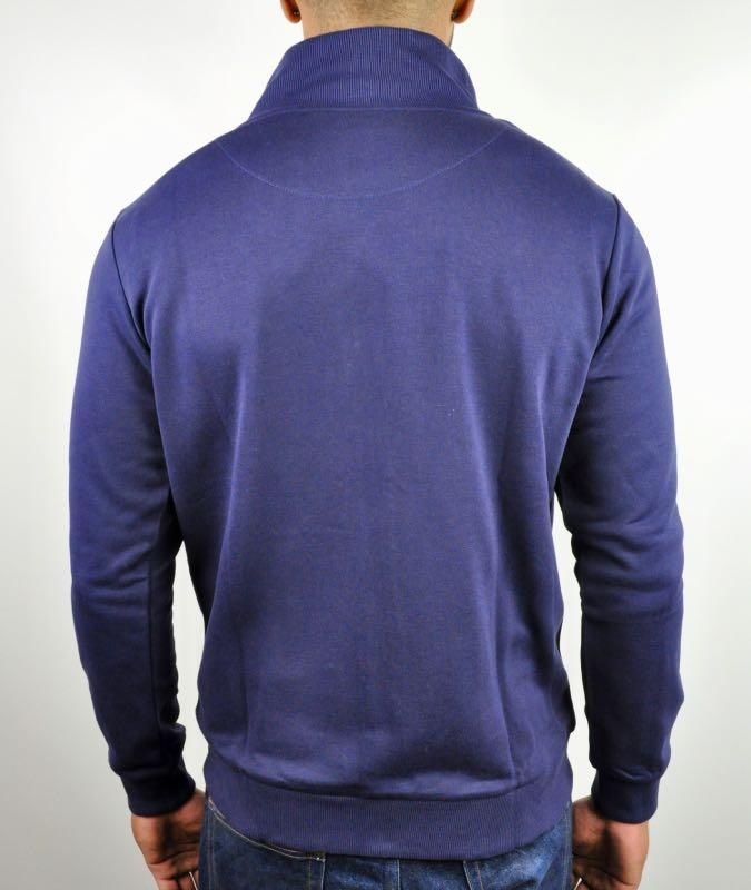 Ralph Lauren Slim Fit Full Zip Navy jumper , Sizes - S -XXL