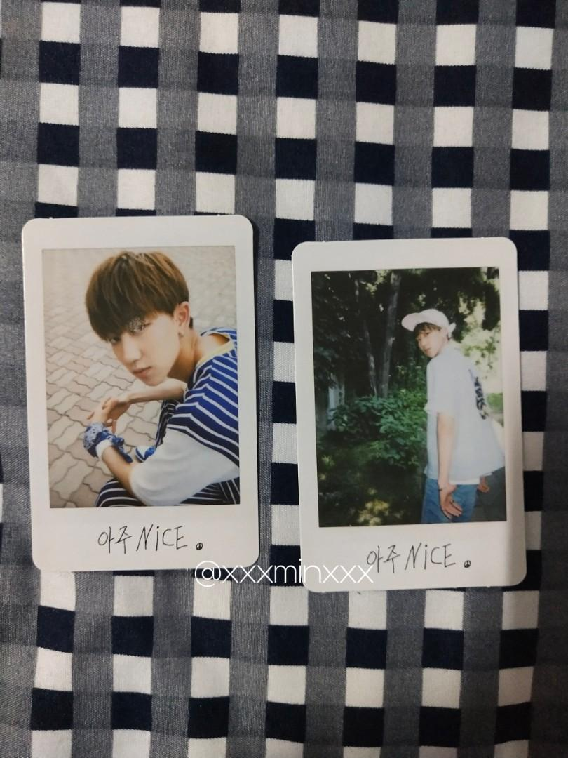 [WTT] SEVENTEEN THE 8 LOVE AND LETTER REPACKAGE PC