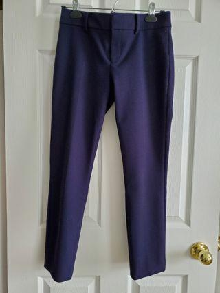 Club Monaco crop dress pants 00