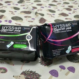 Hyssop Pantyliner