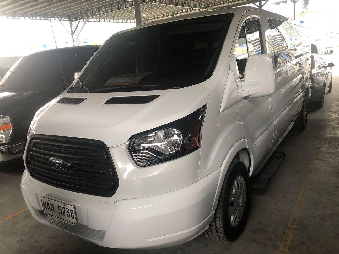 2017 Ford Transit 3 5l Ecoboost 15 Seater Toyota Hyundai Mitsubishi Kia Cars For Sale Used Cars On Carousell