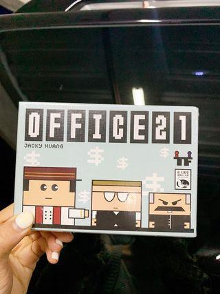 【新天鵝堡桌上遊戲】辦公室21 Office 21