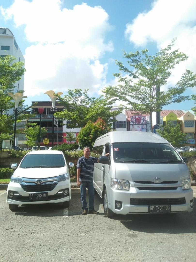 Batam Taxi / Car / Mini Van / MPV Sindo Majestic Horizon Batamfast