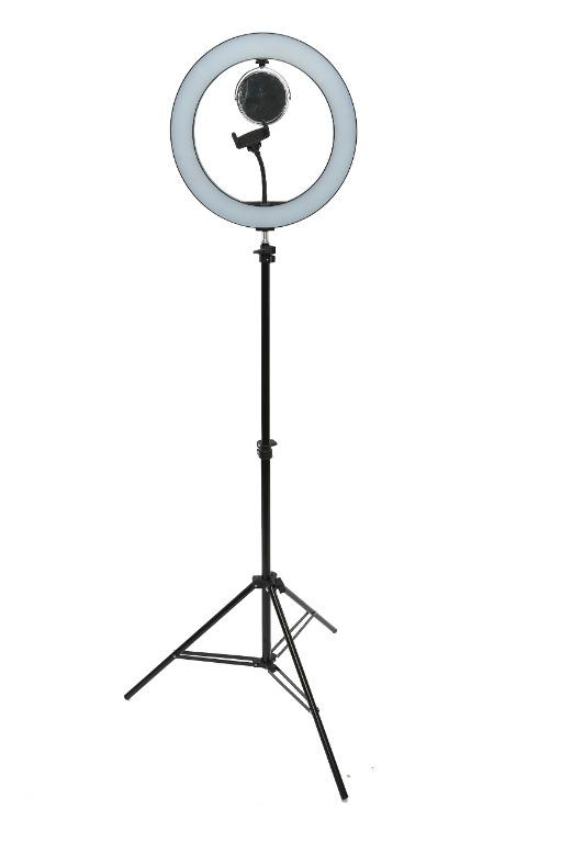 BRAND NEW / 13(inch) LED Diva Ring Light Kit / photovideospot.ca