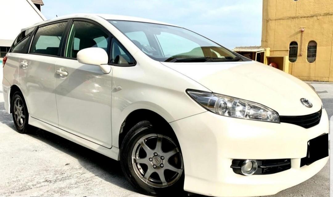 LAST UNIT CALL 93230440 $100 CHEAPEST CNY CHINESE NEW YEAR CAR RENTAL MPV 7 SEATER