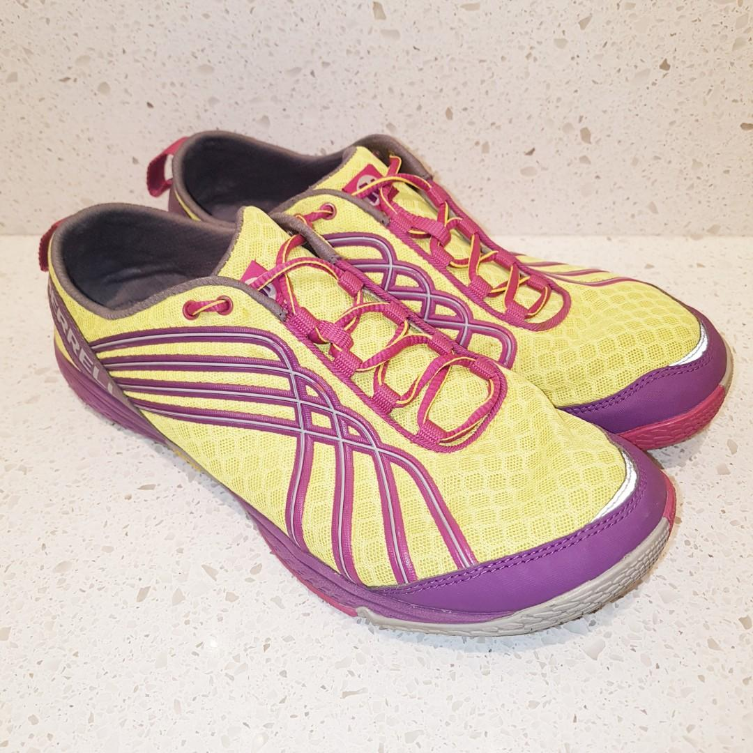 Merrell Road Glove Dash 2 Minimalist Women's Running Shoes - Size 10