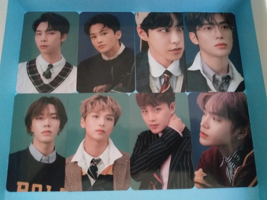 NCT 127 Seasons Greetings - Preorder Benefit Photocard