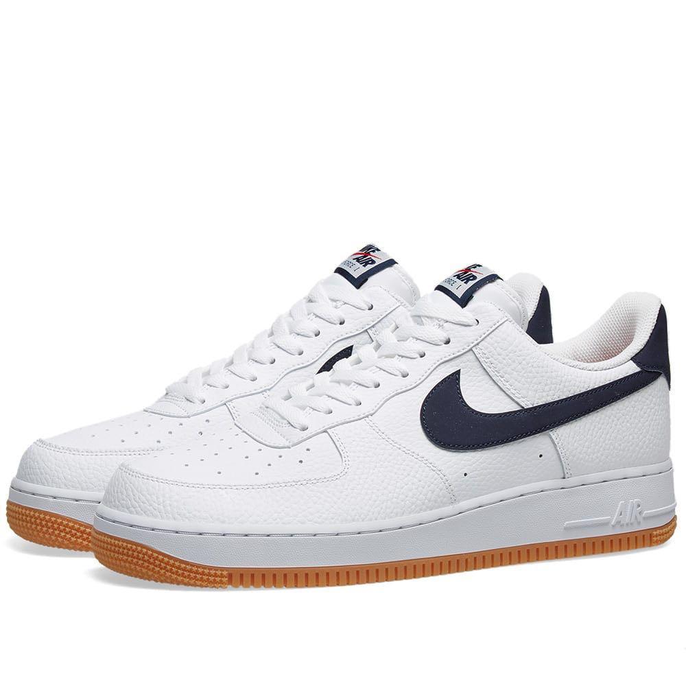 air force 1 gum sole blue Off 65%