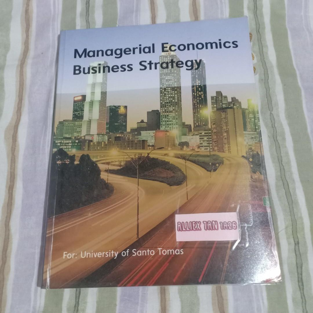 Preloved Books II (Managerial Economics,  Economic Development, Science)