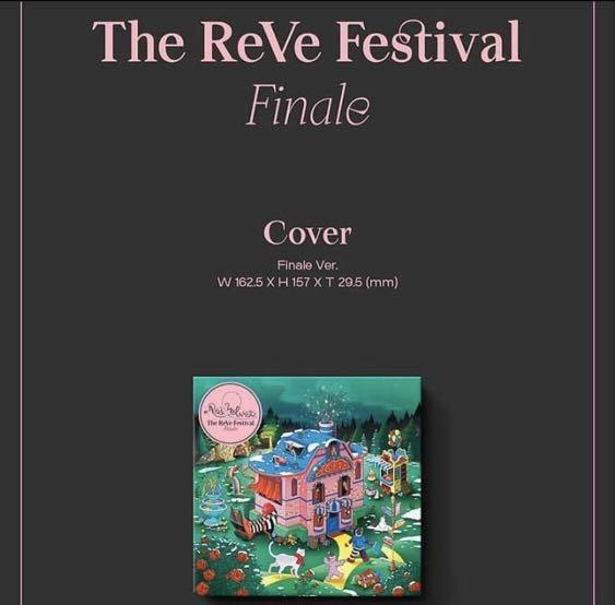 RED VELVET  Repackage Album - The ReVe Festival Finale 💥⁣