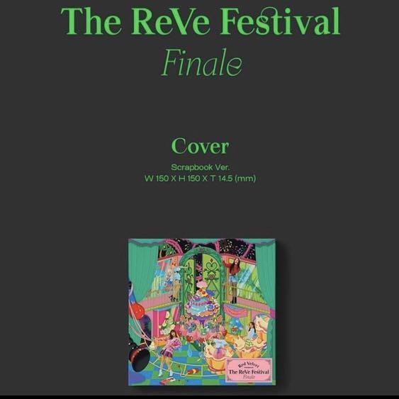 RED VELVET Repackage Album - The ReVe Festival Finale 💥