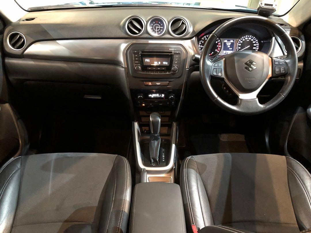 Suzuki Vitara 1.6 2WD Standard (A)