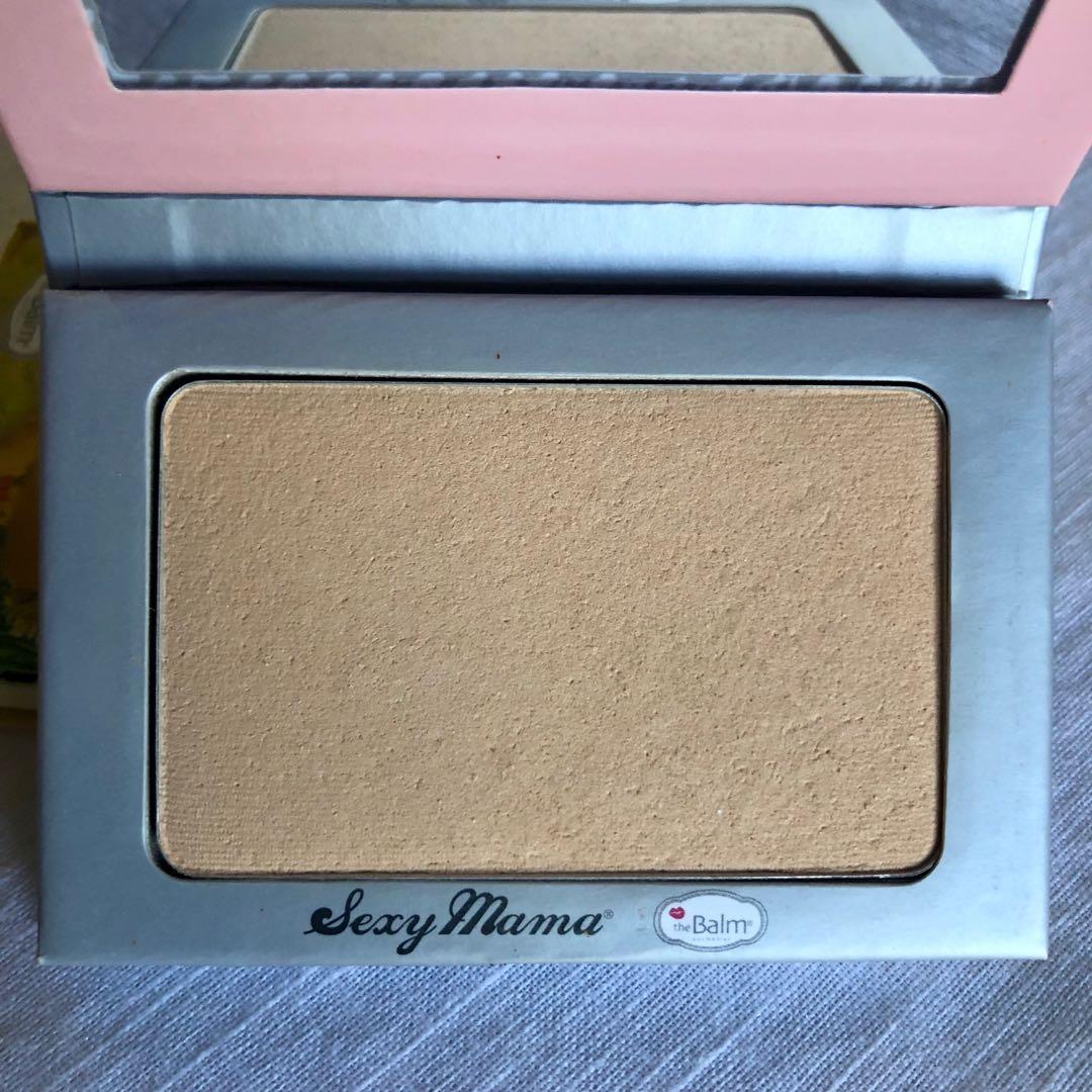 TheBalm Bahama Mama Bronzer & Sexy Mama Translucent Powder
