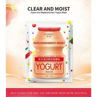 Yogurt Mask