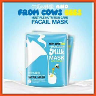 Milk & Honey Mask