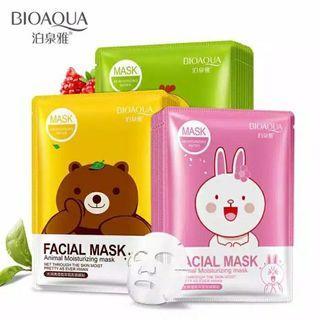 Masker Korea Bioaqua