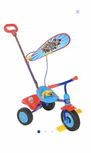 Paw Patrol Tricycle - Brand New in box