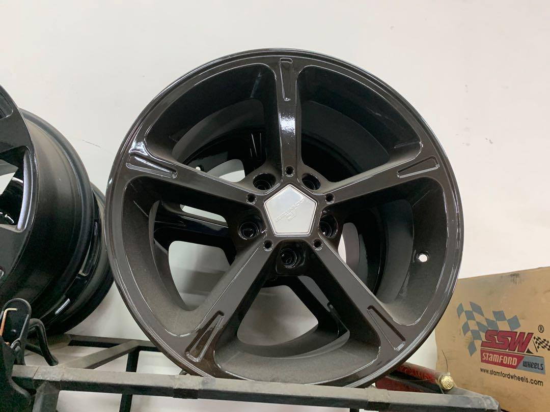 18 Rim For Bmw E90 Car Accessories Tyres Rims On Carousell