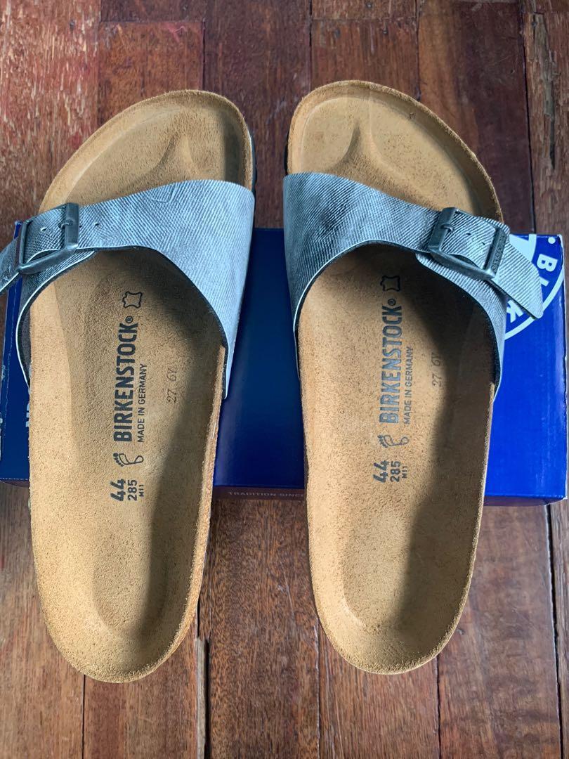Birkenstock size 44, Men's Fashion