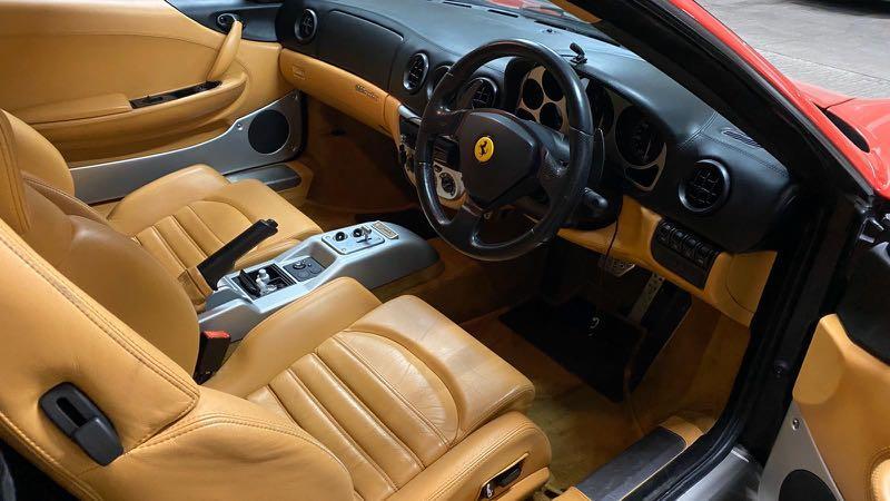 Ferrari 360 Modena Auto