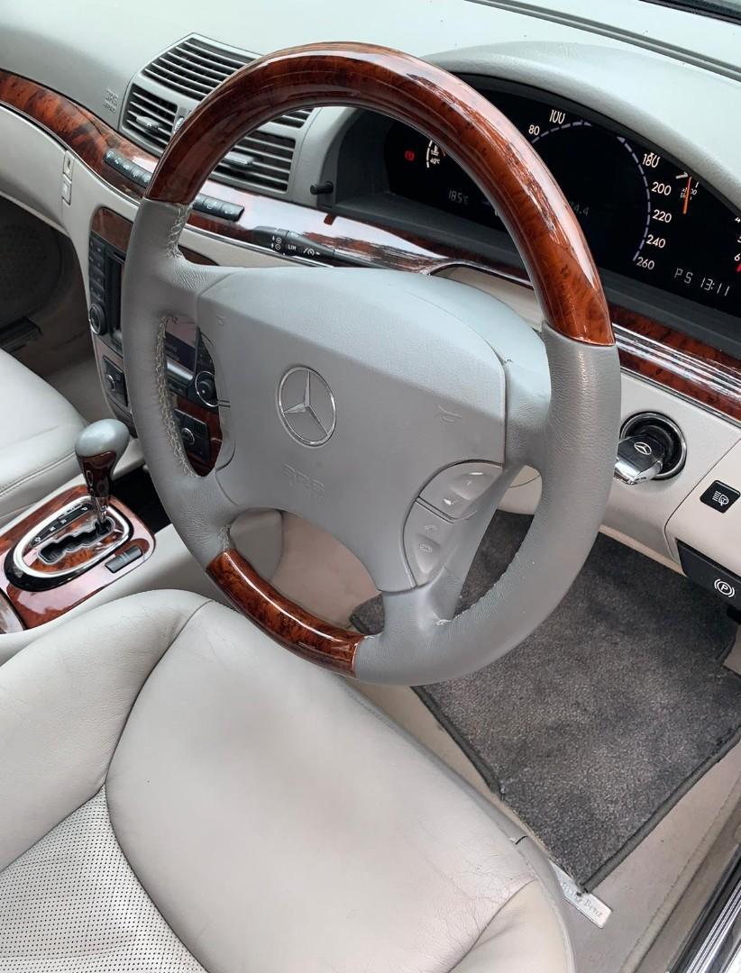 Mercedes-Benz 2004 Benz S350L 2004 Benz S350L Auto