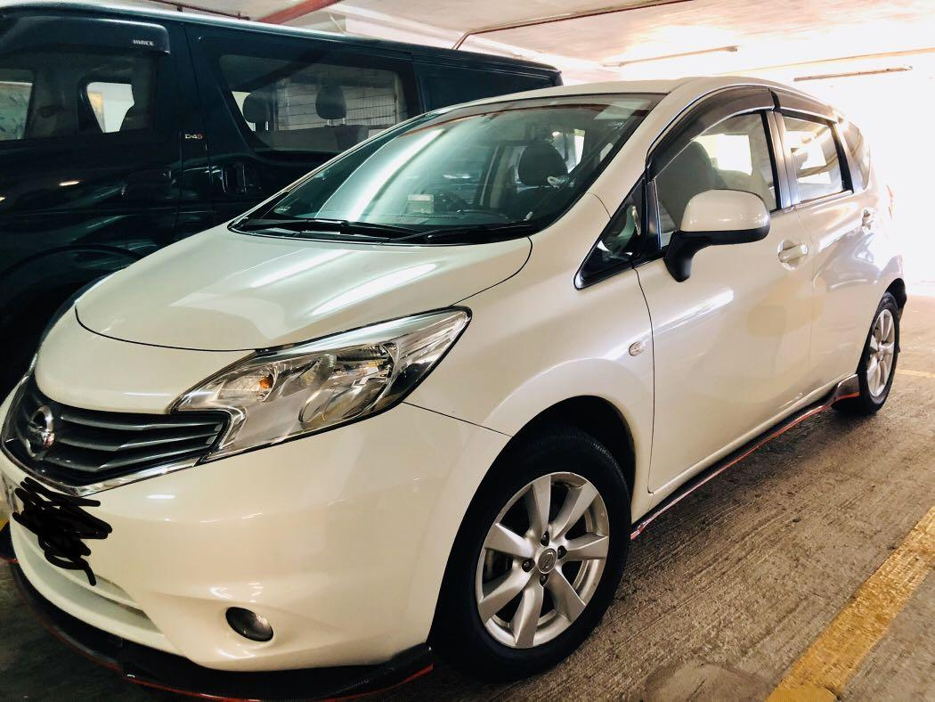 Nissan NOTE 1.2 DIG-S (A)