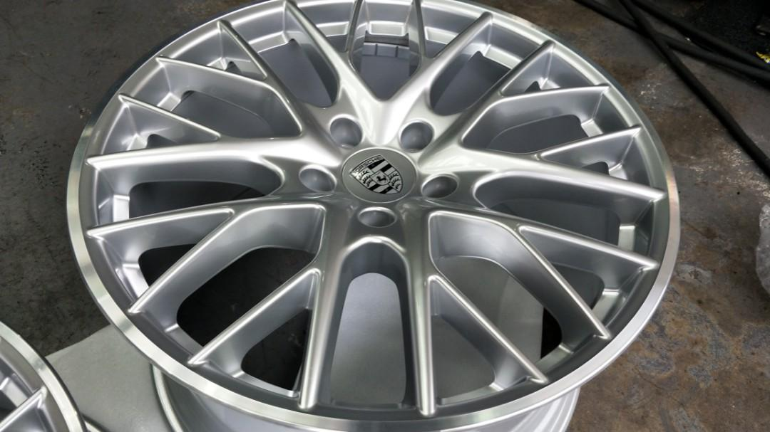 Porsche Panamera 4s 21inch Wheels Car Accessories Tyres Rims On Carousell