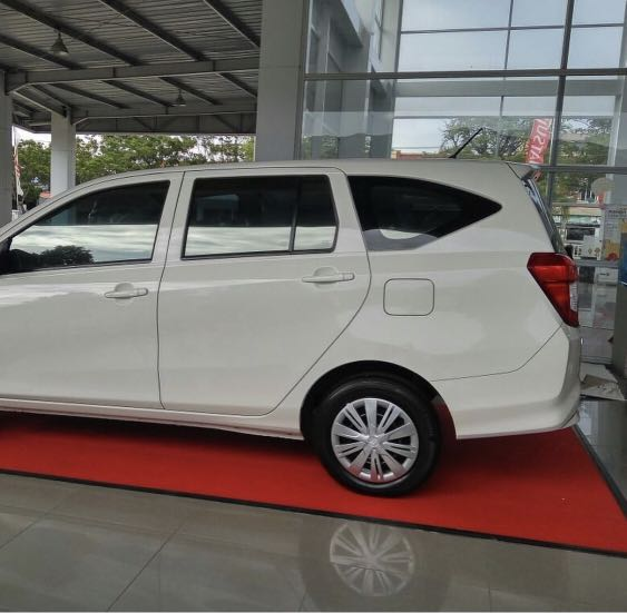 PROMO DP MURAH Daihatsu Sigra mulai 9 jutaan. Daihatsu Pamulang