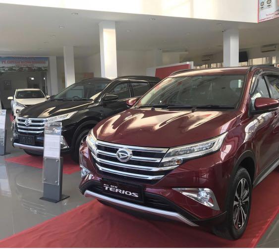 PROMO DP MURAH Daihatsu Terios mulai 18 jutaan. Daihatsu Pamulang