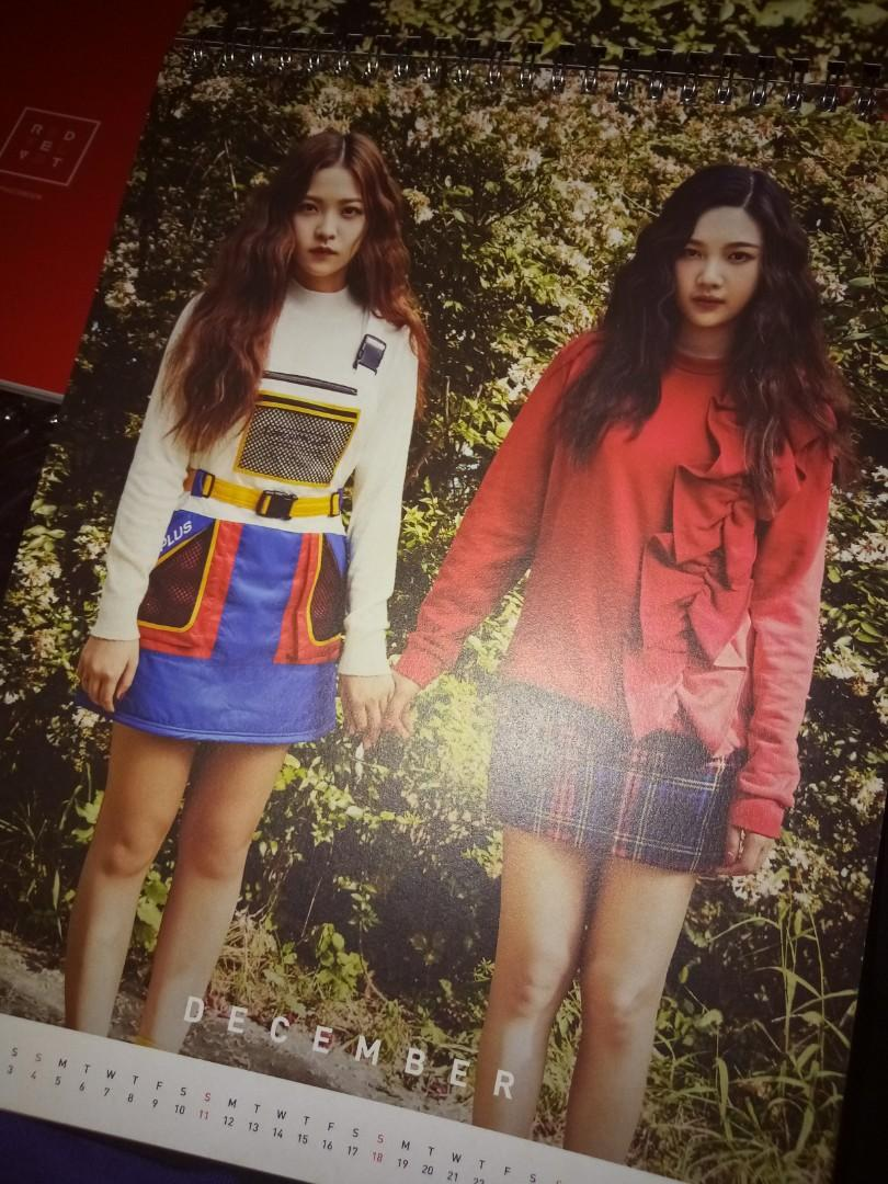 Red velvet 2016 season greetings and bad boy kihno