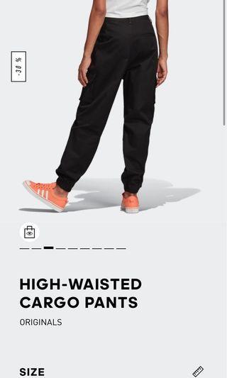 NEW adidas originals cargo pants