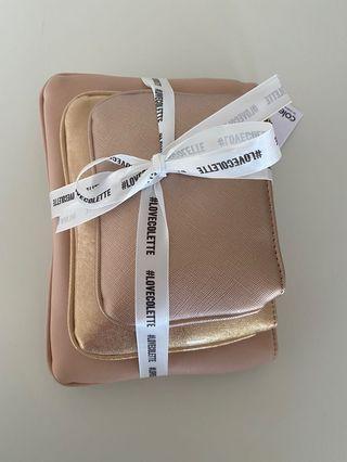 Colette bag set