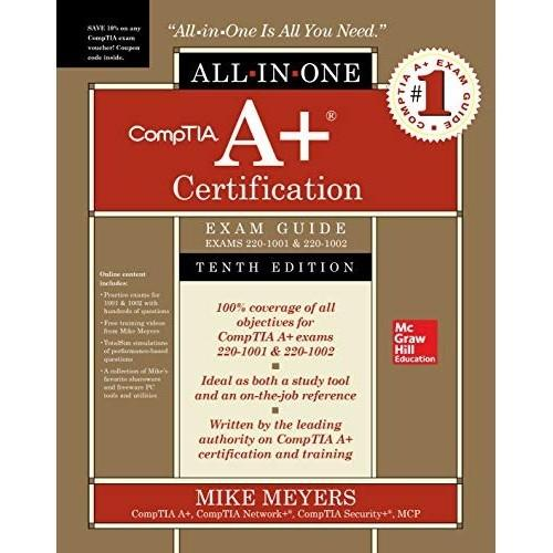 ED27818 CompTIA A+ Certification All-in-One Exam Guide Mike Myers 10th Ed ebook
