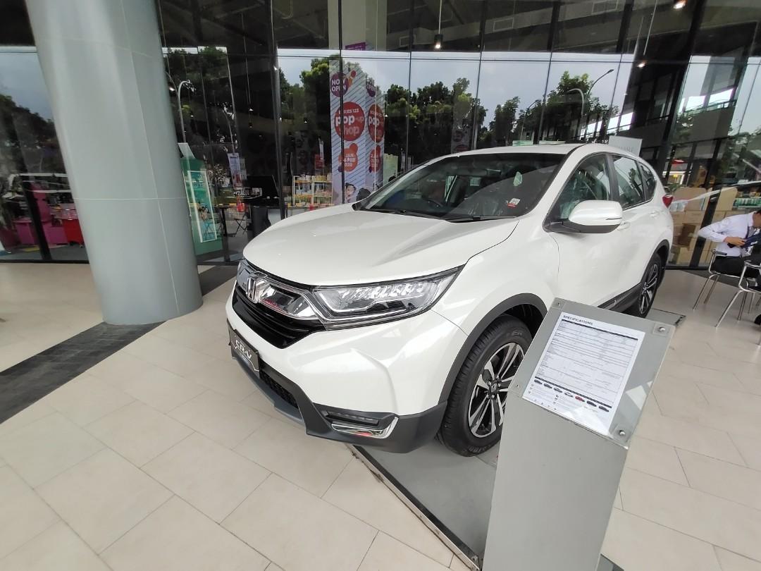 Honda CR-V 1.5 Turbo Prestige 2020 Bisa Cash Credit