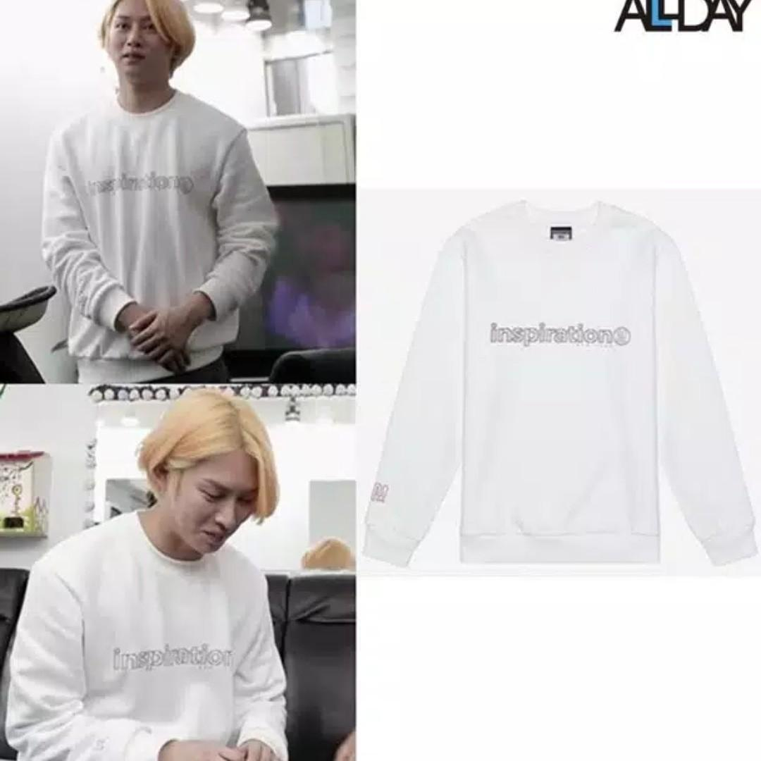 Inspiration Unisex Crewneck Sweatshirt by NII Korea